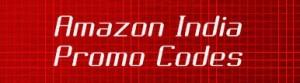 amazon promo code india