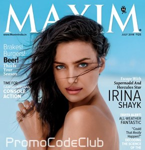 get free maxim magazine subscription