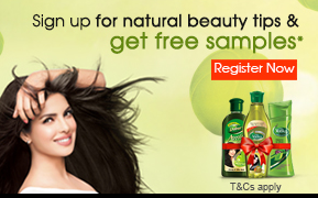 Free Dabur Beauty Hamper