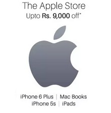 Extra Cashback On Apple Products