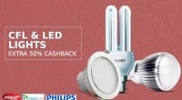 Paytm CFL and LED Lights
