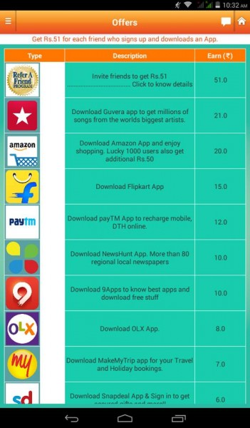 EarnTalktime : Highest paying free recharge app - Promo Code Club