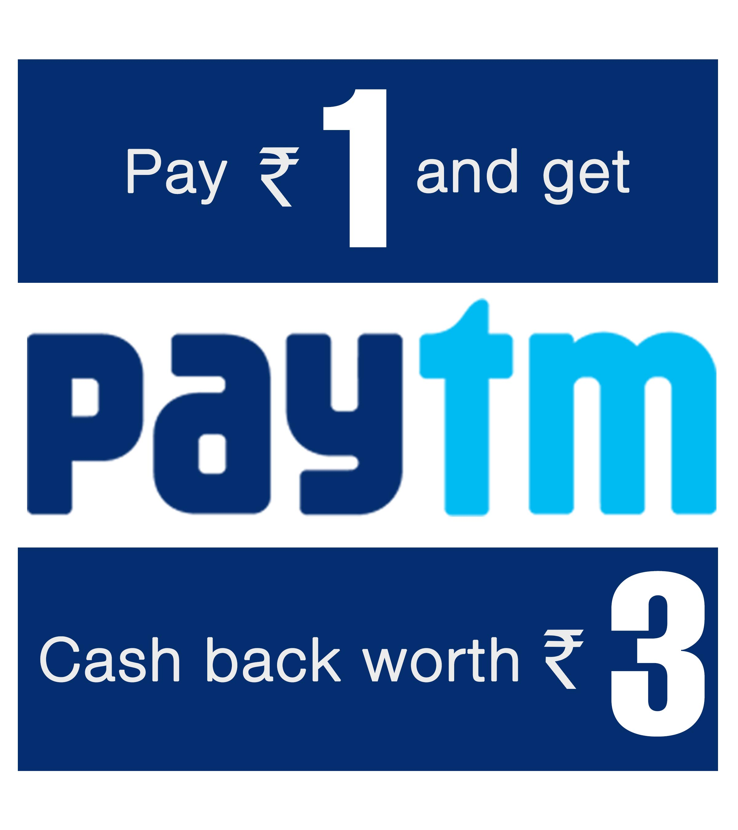 PayTm Cash Offer
