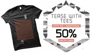 Paytm Men T-shirts