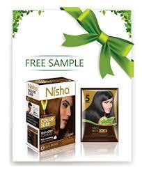 Nisha hair colour