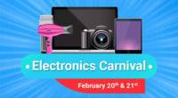 Flipkart Electronic Carnival 2017