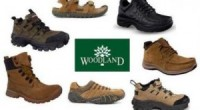 Men Woodland Shoes