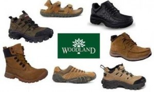 Men Woodland Shoes up to 40% + 45% off at paytm