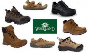 Men Woodland Shoes