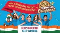 Dominos Cashback offer