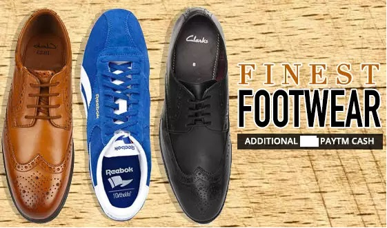 Paytm Men footwear
