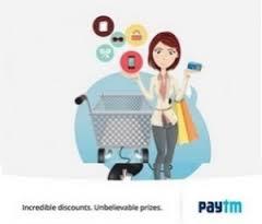 Paytm Shopping Offer