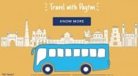 Paytm bus coupons