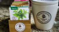 Traditional Medicinals Wellness Tea