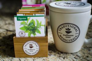 Traditional Medicinals Wellness Tea