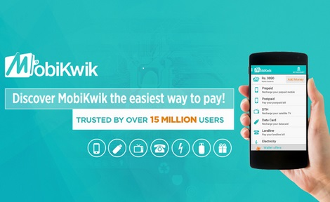 Mobikwik wallet cashback offer