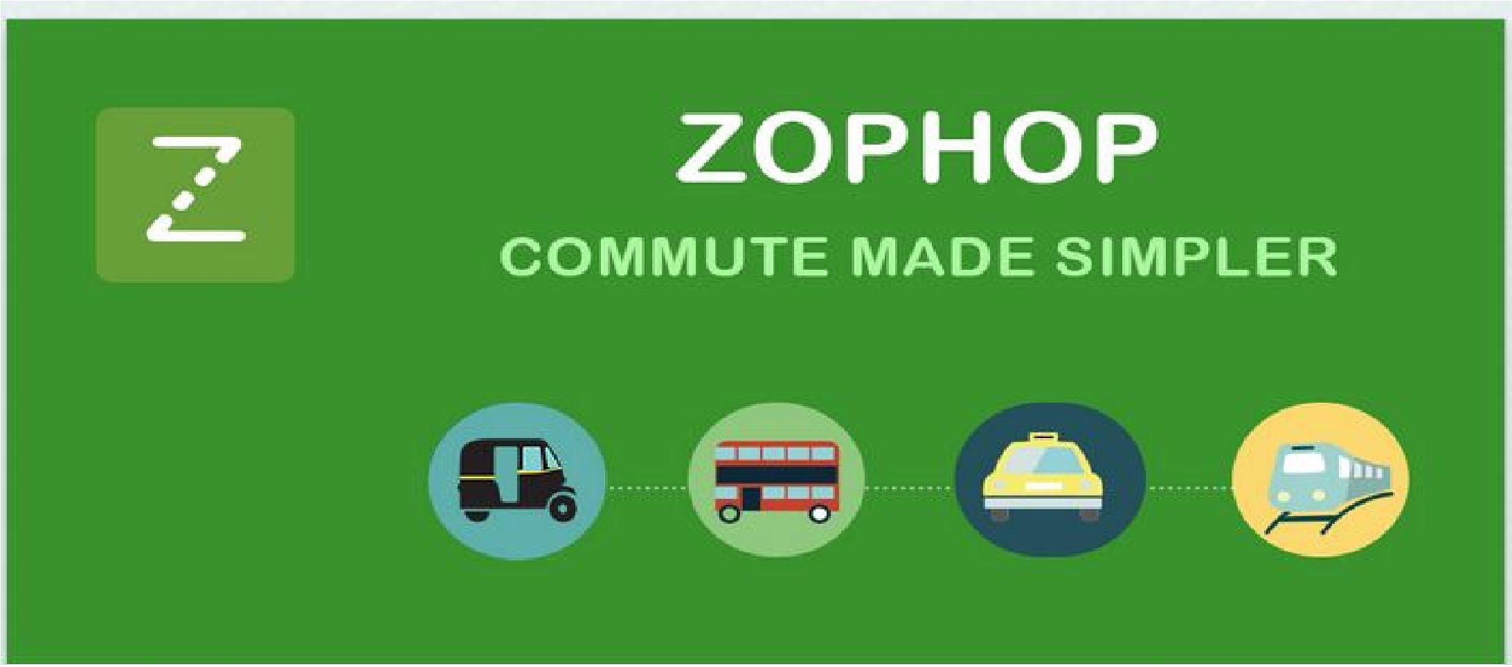 Zophop app offer