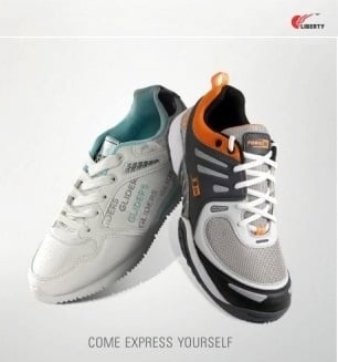 Paytm Liberty Footwear Offer