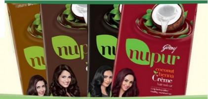 Godrej Nupur Crème Hair Colour