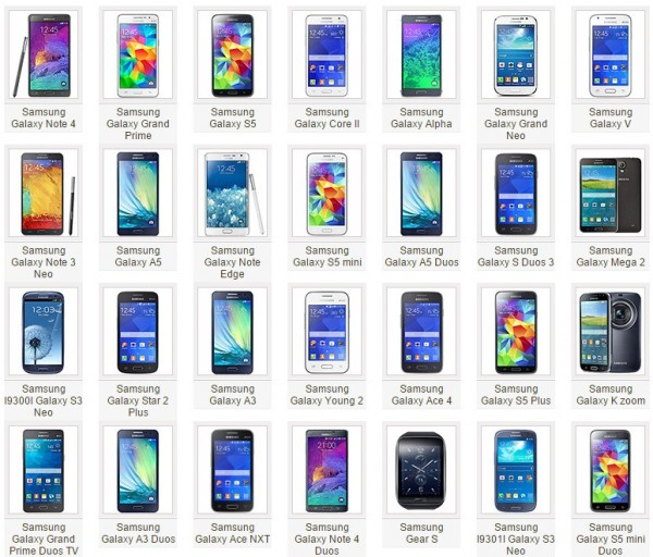 Rs 1000 off on Samsung