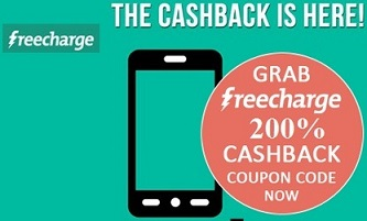 Peopleskart Freecharge offer
