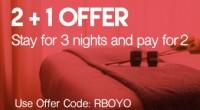 Redbus Oyo Hotels offer