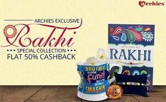 Paytm Archies Rakhi Offer