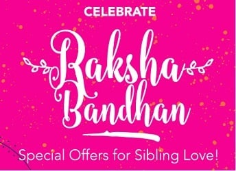 Paytm Raksha Bandhan offer