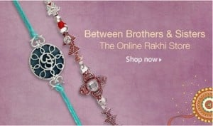 Amazon Raksha Bandhan offer