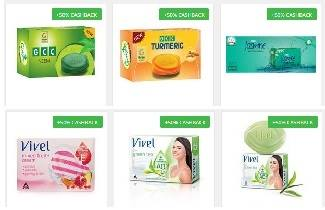 Paytm bath and body care