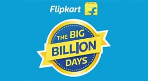 The Big Billion Days Flipkart