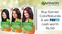 Garnier Color Naturals Cream offer
