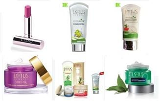 Paytm Lotus Beauty Products offer