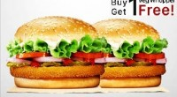 Paytm BurgerKing offer