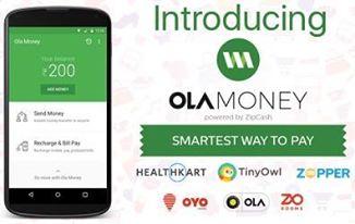 Ola money offer