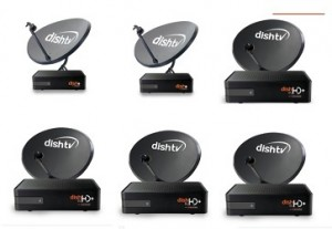 DTH High definition Connection