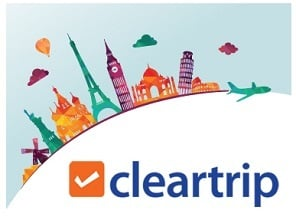 Cleartrip Holi Cashback Offer