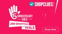 Shopclues 5th Anniversary Sale 2017