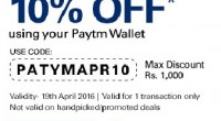 eBay Paytm Wallet Offer