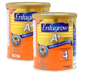 Enfagrow A+ Nutritional Powder Sample