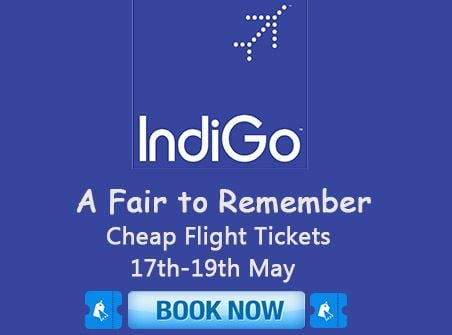 Indigo flight discount coupon