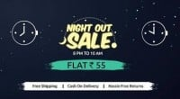 Shopclues Night Out Sale