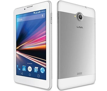 Lava ivory s 4g tablet at rs 8799 1gb 16gb lte for Lava ivory s tablet