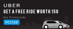 uber free coupons