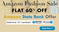 Amazon State Bank Offer