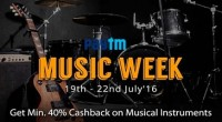 paytm music week