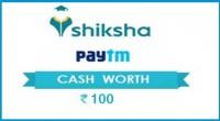 Paytm Shiksha Offer