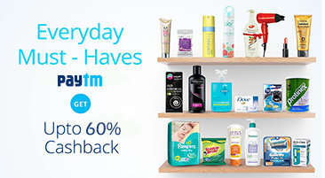 Paytm Everyday Essentials