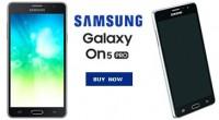 Samsung On5 Pro smartphone