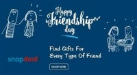 Snapdeal Friendship Day
